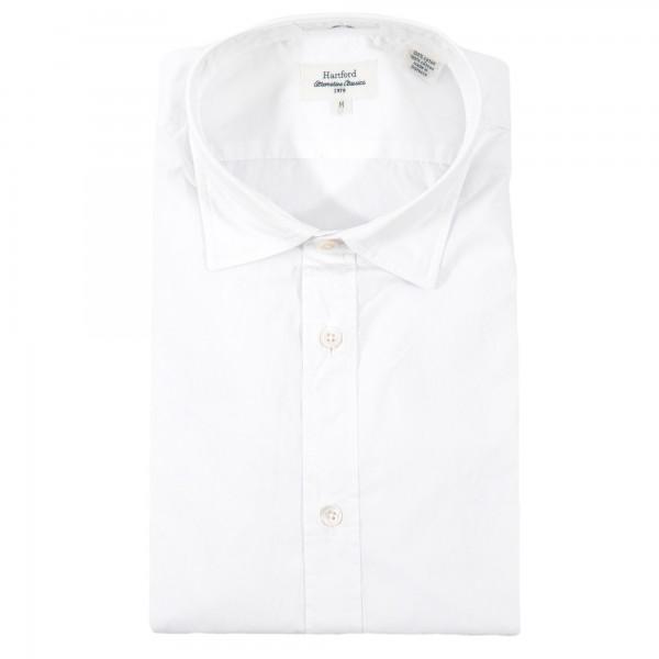 Hartford Shirt Sammy White
