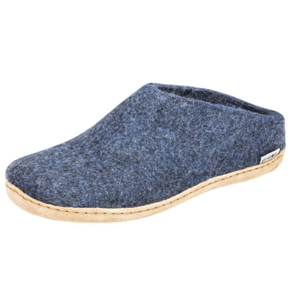 Glerups Slippers XX-B-10 Denim