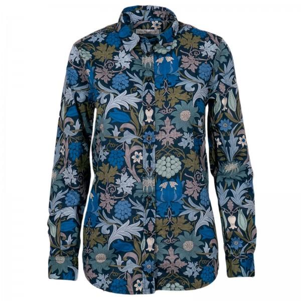 Shirt No.2 Bluse Geblümt