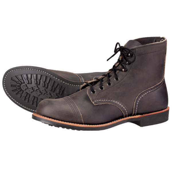 Red Wing Iron Ranger 8086