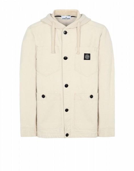 Stone Island Jacket Panama Placcato