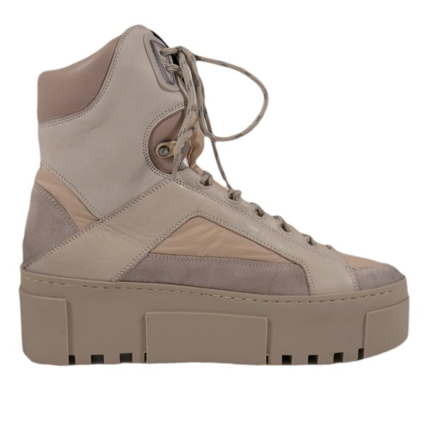 Vic Matié Leather Trekking Sneaker