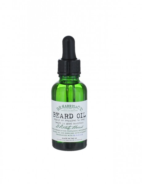 D. R. Harris Beard Oil