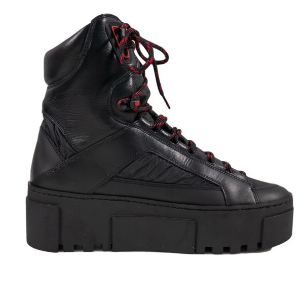 Vic Matié Leather Trekking Sneaker