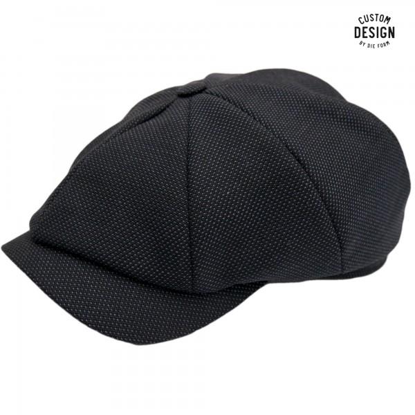 Wigens Newsboy Cap Wolle