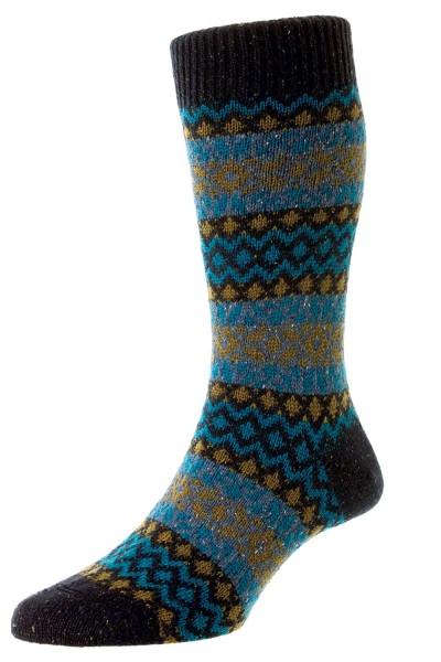 Scott-Nichol Tweed Socken Fellcroft