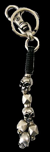 Themata Schlüsselanhänger Skull
