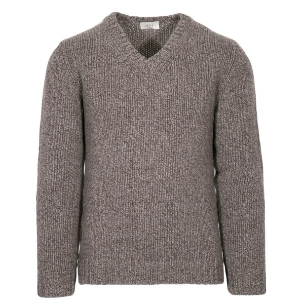 Altea Knitted Cashmere Sweater