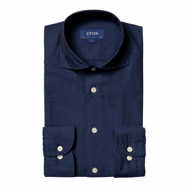 Eton Casual Shirt Slim with Silk