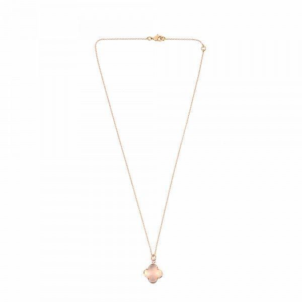 Nicola Hinrichsen necklace Cleia white