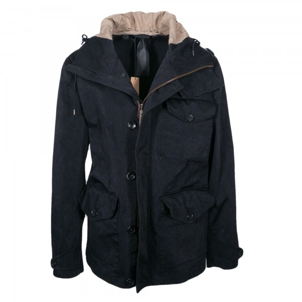 Ten C Parka Navy