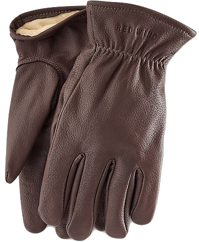 Red Wing Gloves Brown