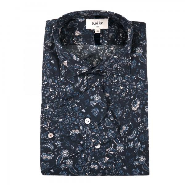 Koike Paisley Shirt Stretch