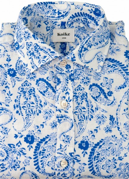 Koike Paisley Hemd