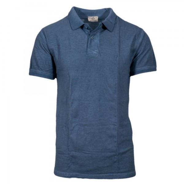 Madiva EcoFuture Polo Shirt Blue