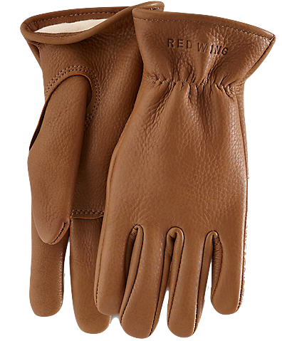 Red Wing Gloves Cognac