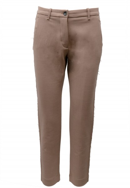 Nine in the Morning Trousers Gusy Camel