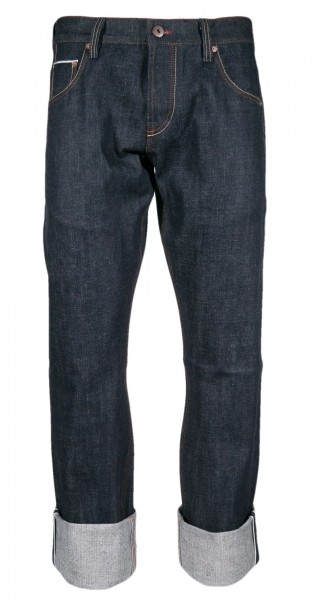 Straight cut Blaumann 15oz