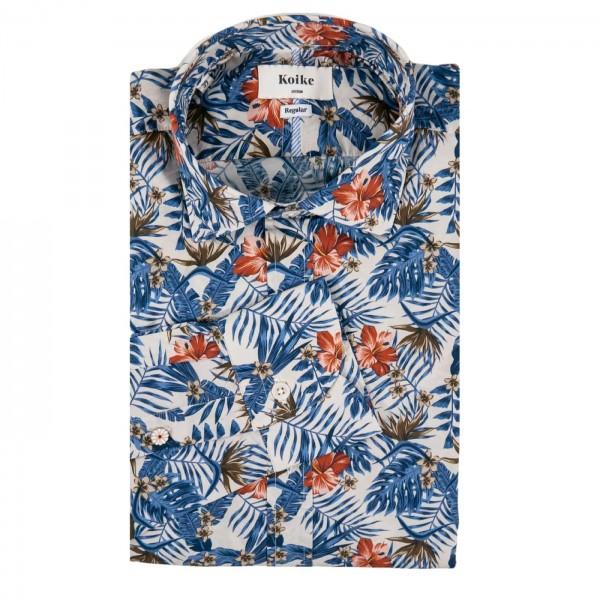 Koike Shirt Floral Print