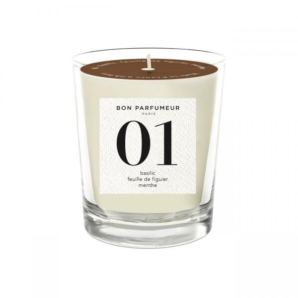 Bon Parfumeur Duftkerze 01