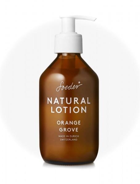 Soeder Natural Lotion Orange Grove