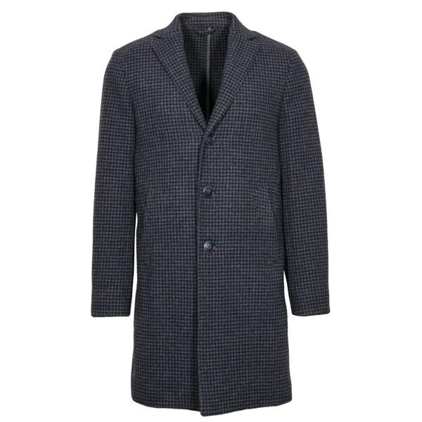 Hackett London Tweed Mantel