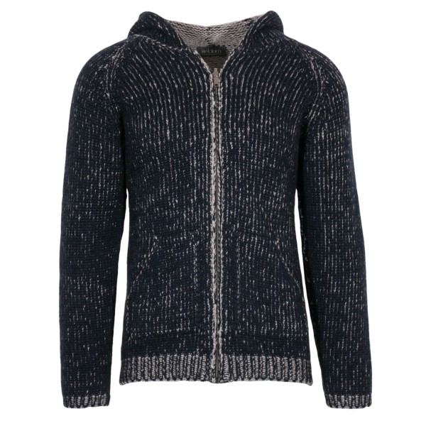 Seldom Hooded Cashmere Cardigan