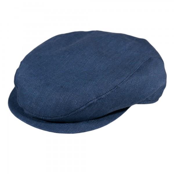 Wigens Ivy Slim Cap Navy
