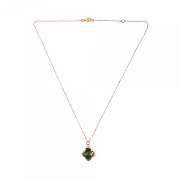Nicola Hinrichsen necklace Cleia sage