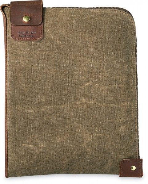 Red Wing Shoes Wacouta Gear Pouch Groß