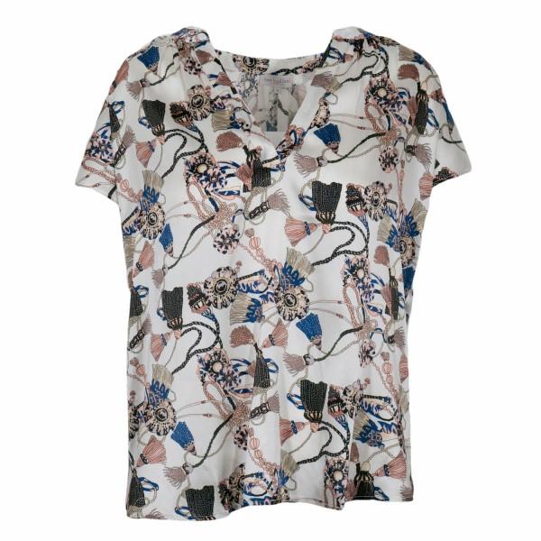 Dea Kudibal Silkshirt Ann Exclusive Tassels