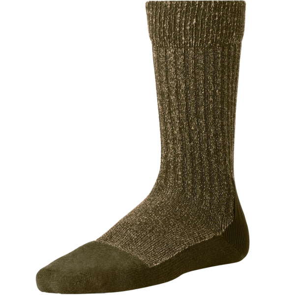 Red Wing Deep Toe Capped Woll-Socken Oliv