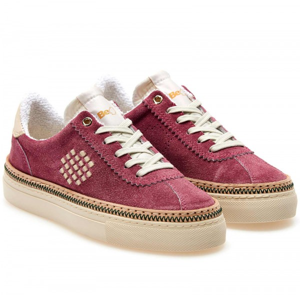 BePositive Sneaker Sowo Fuxia
