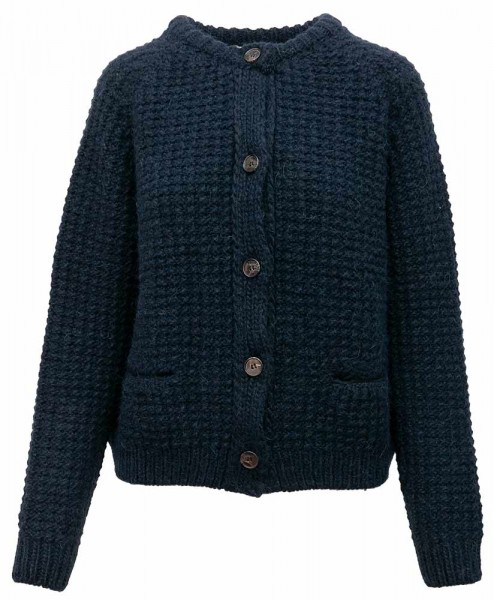 HMK Cardigan Dark Blue