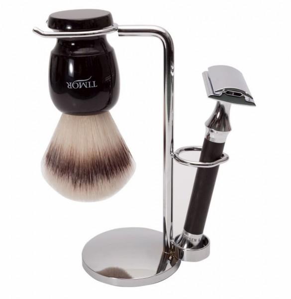 Giesen & Forsthoff Shaving Set Black