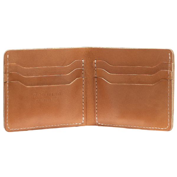 Red Wing Classic Bifold Caramel