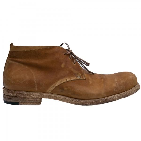 Shoto Shoe Buffalo Leather