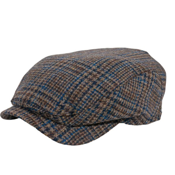 Wigens Ivy Contemporary Cap Checked