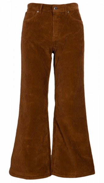true nyc corduroy pants India brown