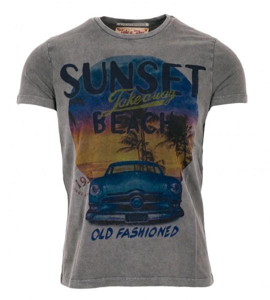 Take a Way T-Shirt Sunset