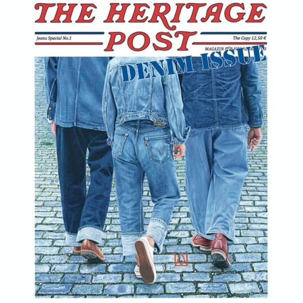 The Heritage Post Denim Sonderausgabe