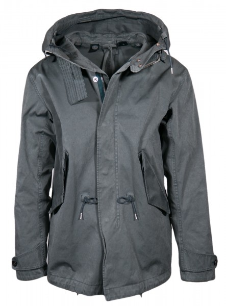Ten C Short Parka